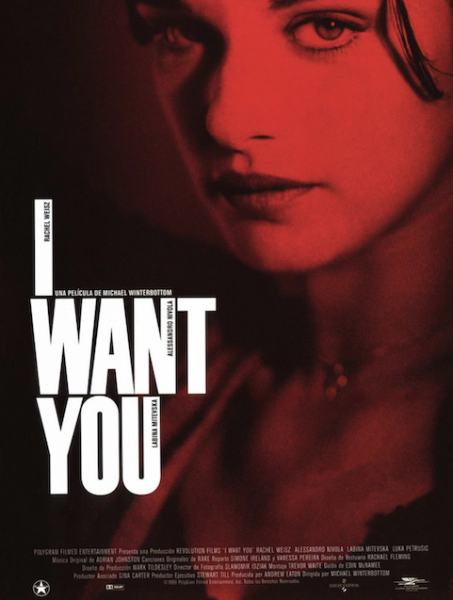 Original songs (written by L.Morris / J.J.O' Neill) featured in Michael Winterbottom film 'I Want You' (click link below under Killer)